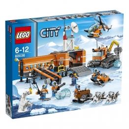 LEGO City Arktis Basislager