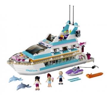 LEGO Friends Yacht