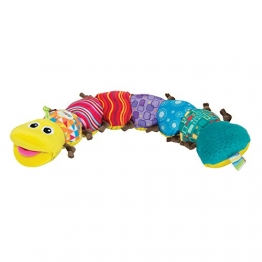 Baby Motorikspielzeug Lamaze Musik-Wurm