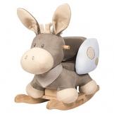 Baby Schaukelpferd Nattou Cappuccino Schaukeltier Esel