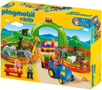 Playmobil 123 Tierpark