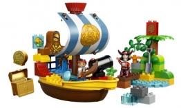 Lego Duplo Piratenschiff