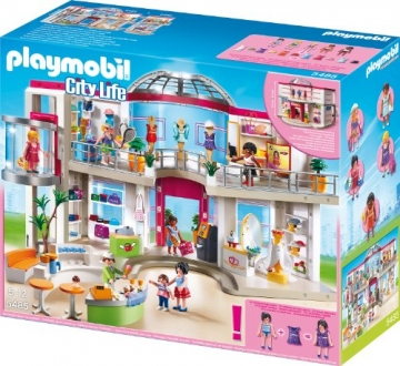 Playmobil Shopping Center