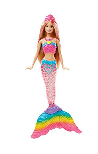 Barbie Regenbogenlicht Meerjungfrau